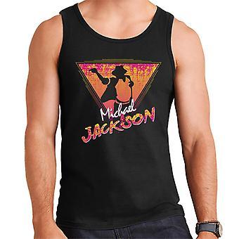 Kamizelka męska sylwetka Michael Jackson Retro lat 80.