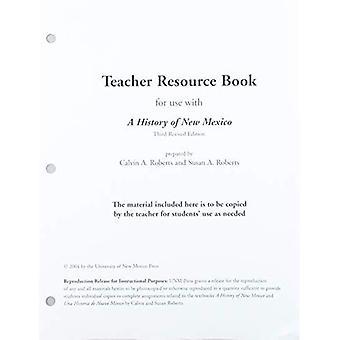 En historie af New Mexico lærer ressource bog