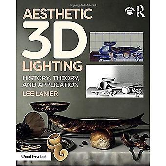 Estetisk 3D belysning: historie, teori og program