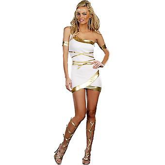 Luxury Greek Goddess Adult Costume