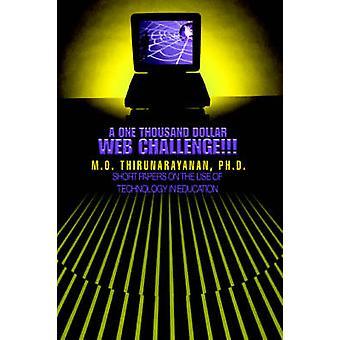 Thirunarayanan ・ m. o. によって教育におけるテクノロジーの利用に関する 1,000 ドルの Web 課題短い論文