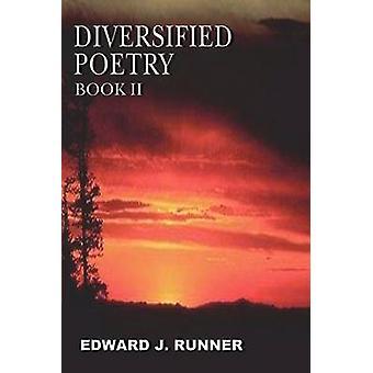 Libro de poesía diversificada II por corredor y Edward J.