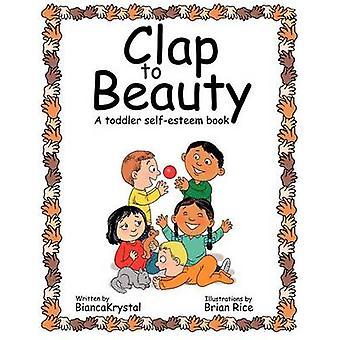Applaudire alla bellezza di un libro di autostima del bambino di Biancakrystal