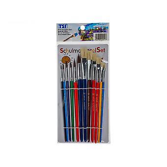 Brushes/Brush Set (12-Pack)