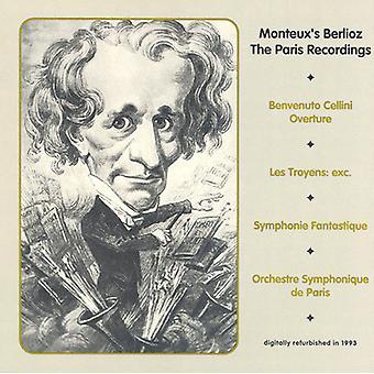 H. Berlioz - Monteux's Berlioz: The Paris Recordings, 1930 [CD] USA import