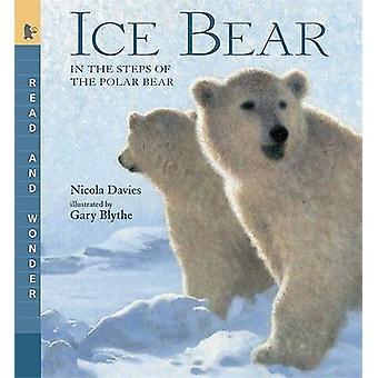 Ice Bear - In the Steps of the Polar Bear by Nicola Davies - Gary Blyt