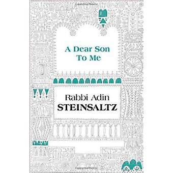 A Dear Son to Me by Adin Steinsaltz - 9781592642823 Book