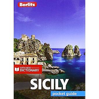Berlitz Pocket Guide - Sicily by Berlitz - 9781785730559 Book