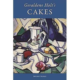 Geraldene Holt's Cakes by Geraldene Holt - 9781903018750 Book