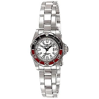 Invicta Stainless Steel   Pro Diver Ladies Watch   7062