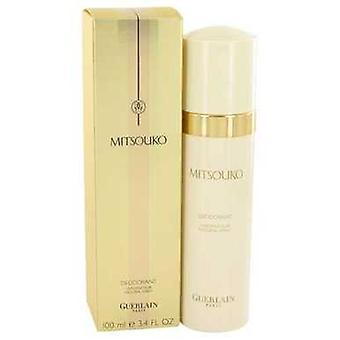 Mitsouko af Guerlain deodorant spray 3,4 oz (kvinder) V728-531935