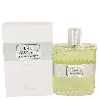 Eau Sauvage Von Christian Dior Eau De Toilette Spray 6.8 Oz (Herren) V728-412654