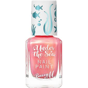 Barry M Under The Sea Nail Polish Collection - Pinktail (USNP4) 10ml