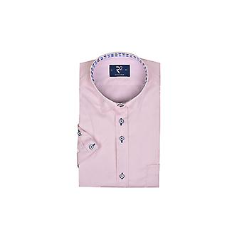 R2 Short Sleeve Shirt Pink