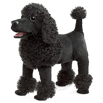 Hand Puppet - Folkmanis - Poodle New Toys Soft Doll Plush 3095