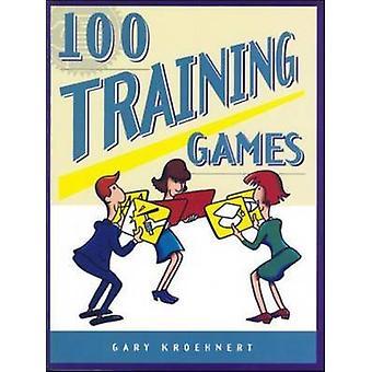 100 Training Games by Gary Kroehnert - 9780074527702 Book
