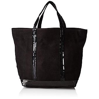 Vanessa Bruno Cabas Moyen - Black Women's Tote Bags (Noir) 16x30x43 cm (W x H L)