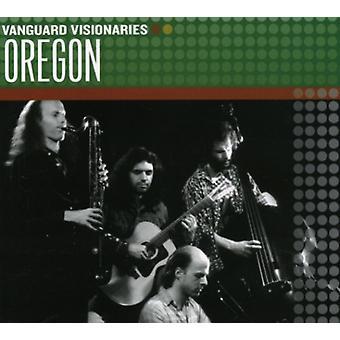 Oregon - Vanguard Visionaries [CD] USA import