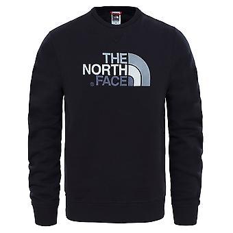 The north face men's sweatshirt drew peak