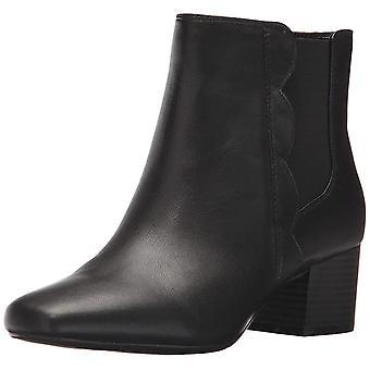 Bandolino Womens floella Fabric Almond Toe Ankle Fashion Boots