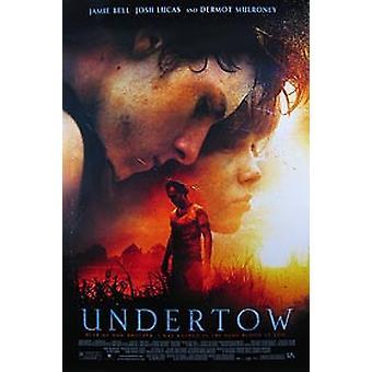 Undertow (Single Sided Regular) Original Cinema Poster (Single Sided Regular) Original Cinema Poster Undertow (Single Sided Regular) Original Cinema Poster