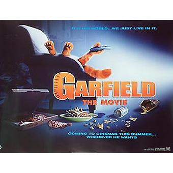 Garfield (Advance) Original Cinema Poster