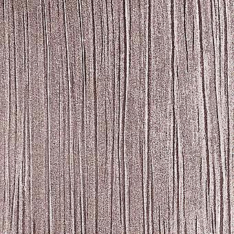 Mia Textur Metallic Wallpaper Rose Gold Muriva 701377