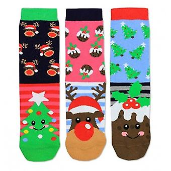 United Oddsocks Ladies Christmas Socks