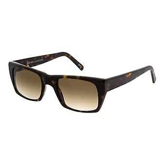 Andy Wolf Hudson Sun B Havana/Brown Gradient Sunglasses