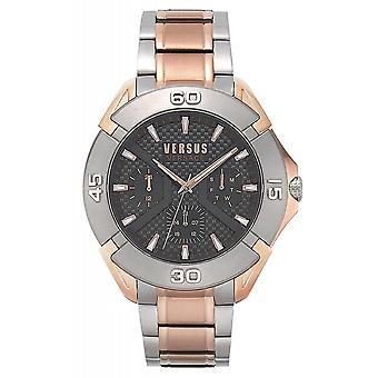 Versus Versace VSP1W0819 men ' s Rue Oberkampf horloge