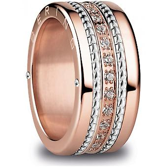 Bering - Combination Ring - Women - Arctic Symphony - Melbourne_5 - Size 50 (15.7 mm)