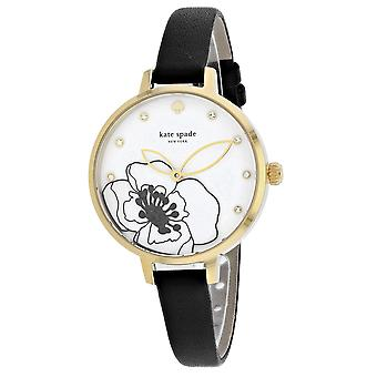 Kate Spade Women's Metro White Watch - KSW1480