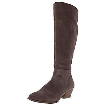 Style & Co. Womens Izaleal stof pegede tå knæ High Fashion støvler