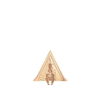 Assassin's Creed Odyssey Pin In 14K White Gold