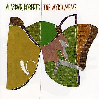 Alasdair Roberts - Wyrd Meme [CD] USA import
