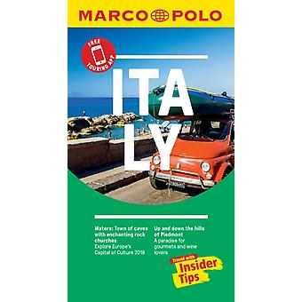 Italy Marco Polo Pocket Travel Guide  with pull out map
