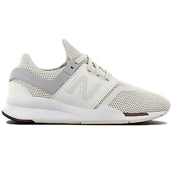 New Balance Lifestyle WS247TRE Damen Schuhe Beige Sneaker Sportschuhe