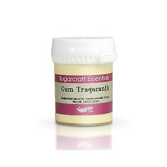 Regnbue støv tyggegummi Tragacanth 25g