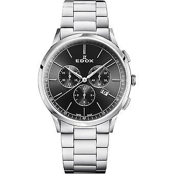 Edox 10236 3M NIN Les Vauberts Men's Watch