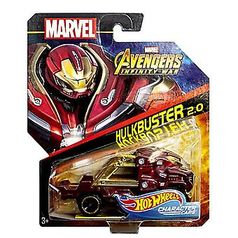 Marvel Avengers, Hot Wheels - Hulkbuster