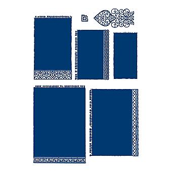 Tattered Lace Nested Notepapers Die Set