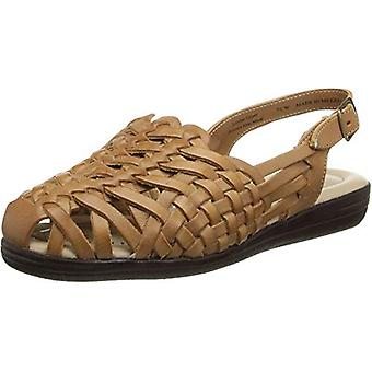 Softspots Women's Tobago,Natural Leather,US 5.5 W