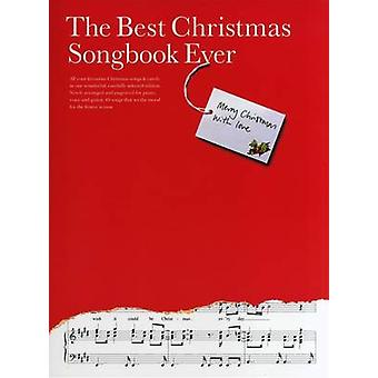 The Best Christmas Songbook Ever by Omnibus Press