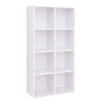 Wall cabinet with 8 compartments