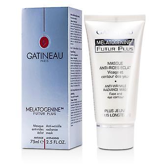 MELATOGENINE Futur Plus Radiance przeciwzmarszczkowa maska 75 ml/2. 5 oz