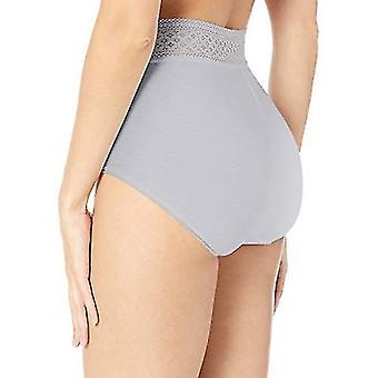 Wacoal Women's Subtle Beauty Brief Panty, Very Violet, S