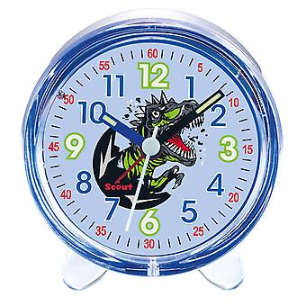 Scout Kids Alarm Alarm Favorite BLACK DINO Blue Boys 280001032