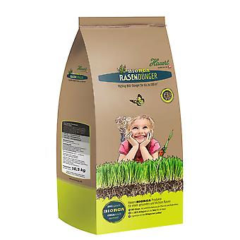 HAUERT Biorga Lawn Fertilizer, 10.5 kg