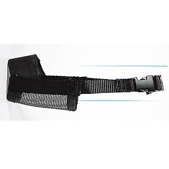 Nayeco Säädettävä pehmustettu nylon kuonokoppa koko XL