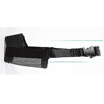 Nayeco 調節可能なパッド入りナイロン口輪サイズ XL